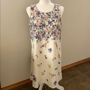 Maurices Floral Shift Dress